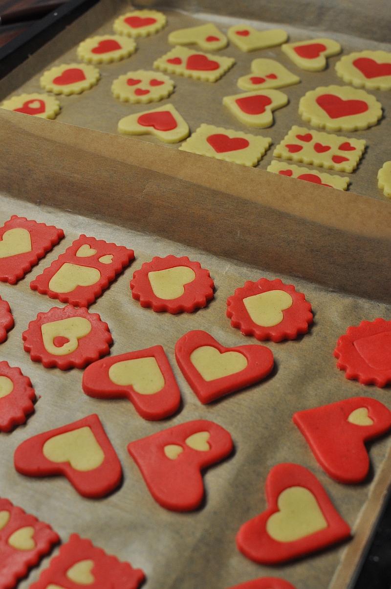 süße Kreativität: Kekse zum Valentinstag