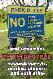 Field Rules