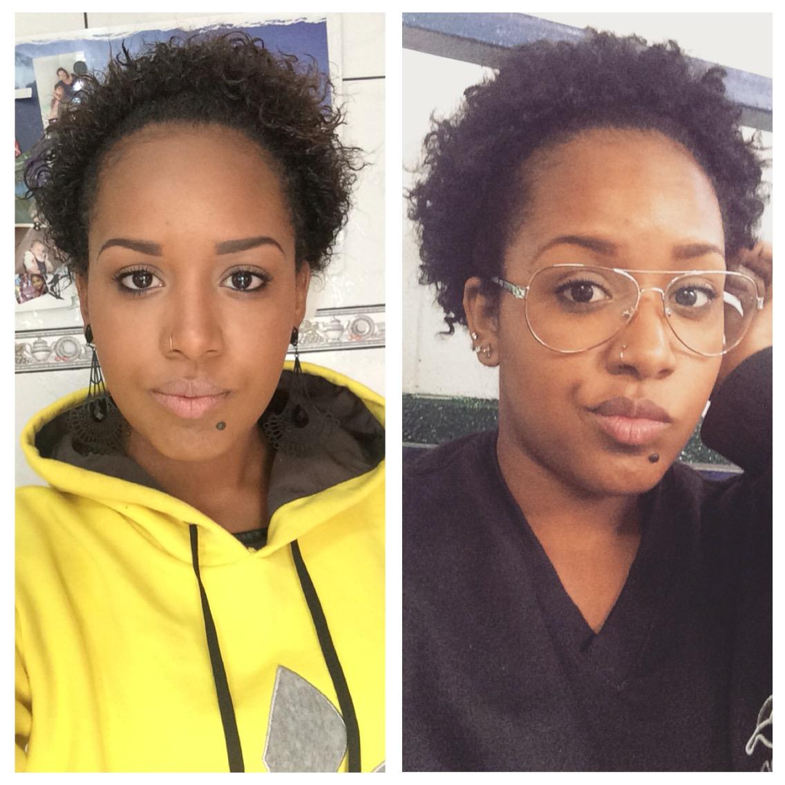 cabelo natural, cabelo crespo, 1 mês de cabelo natural, fala serio zy, grazy braga, crespo, negra, evoluçao do cabelo, crescimento capilar,