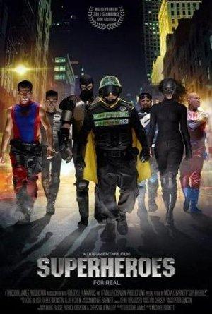 Những Siêu Anh Hùng - Superheroes (2011)