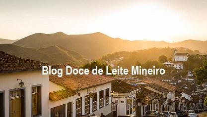 Blog Doce de Leite Mineiro