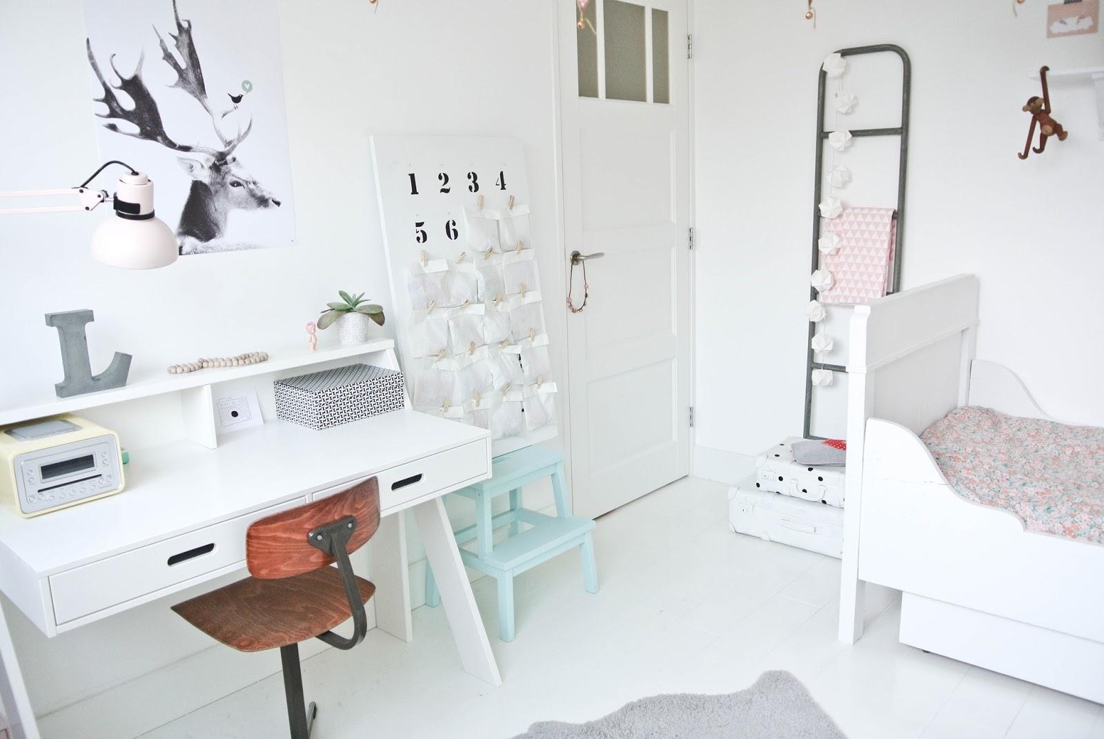 Lekker fris: make over lola's kamer deel 2