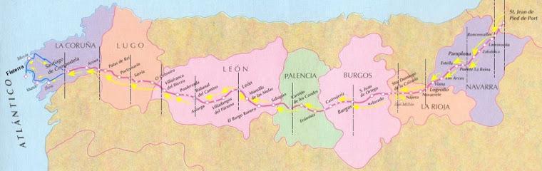 The Camino Frances