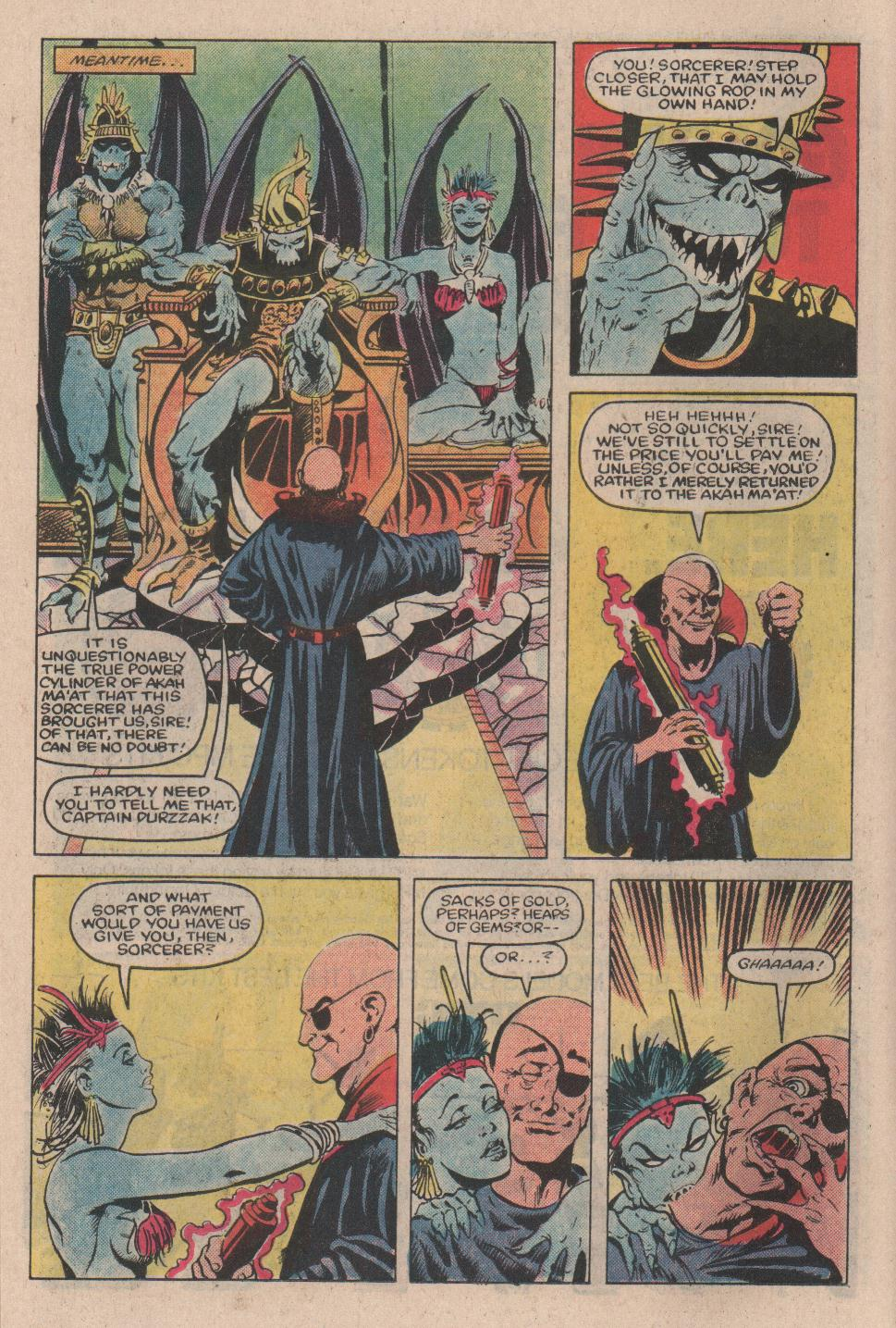Conan the Barbarian (1970) Issue #154 #166 - English 10