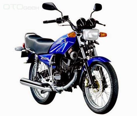 harga motor yamaha rx king