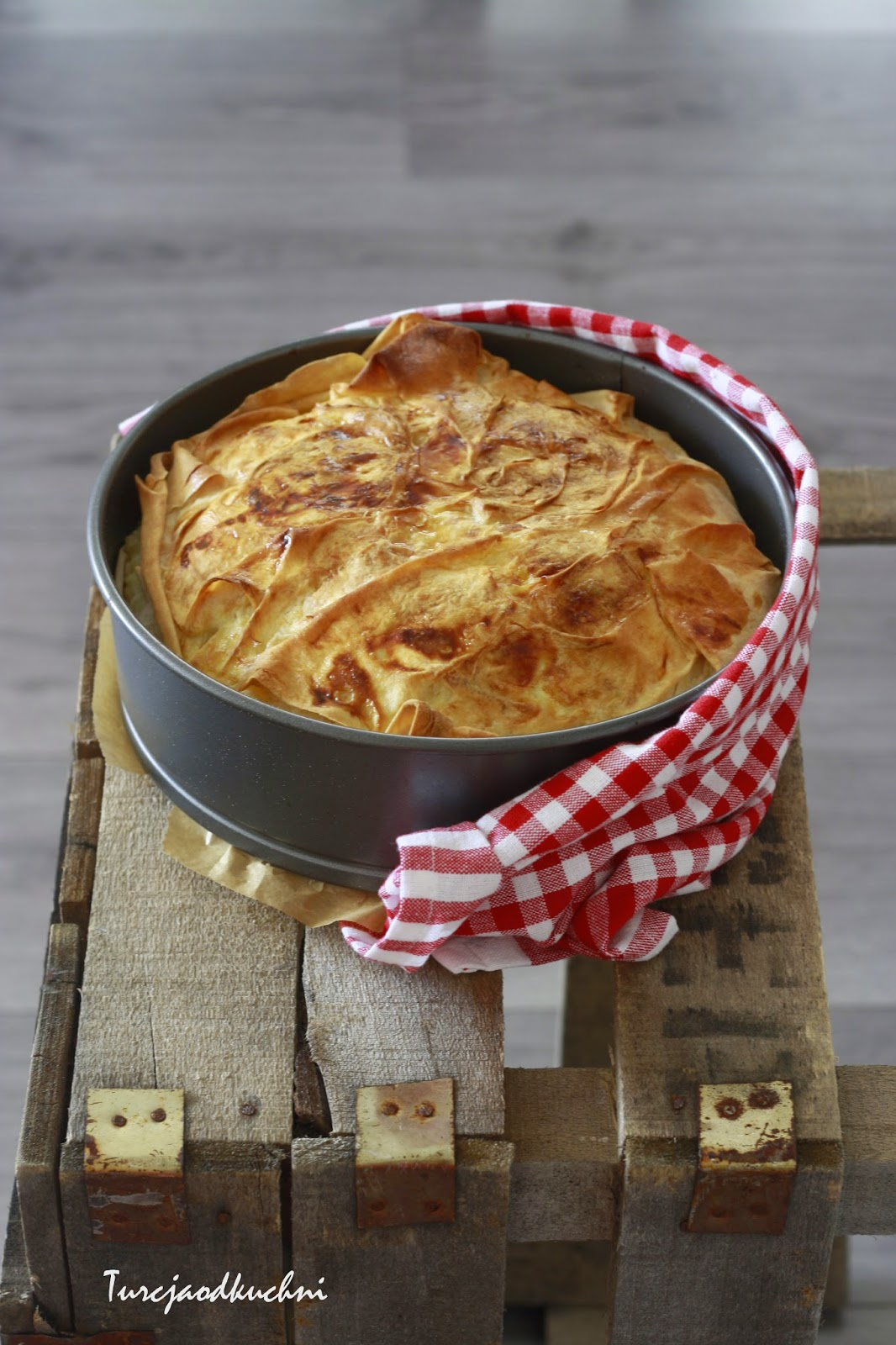 börek z serem