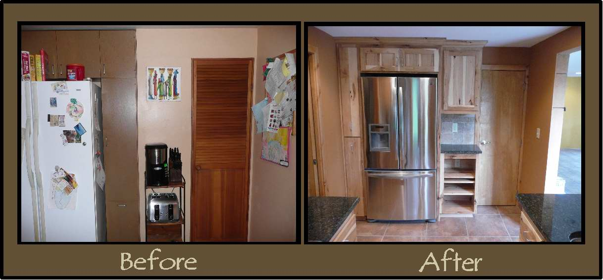 Mobile home before and after joy studio design gallery for Mobile home remodel before and after