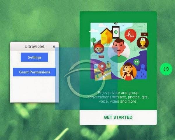 """Google Đang Thử Nghiệm Dịch Vụ Chat Mang Phong Cách Hangouts Cho Chrome Có Tên Mã """"UltraViolet"""""""