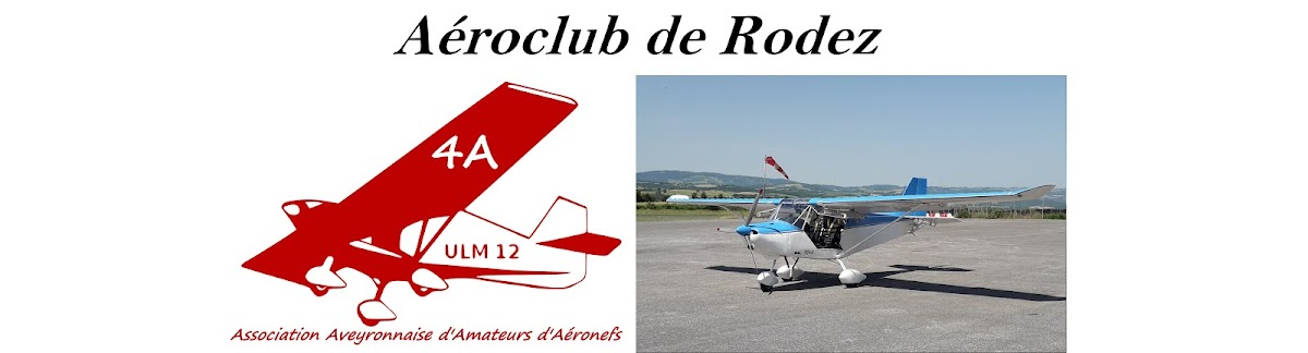 4A ULM 12 - Association Aveyronnaise d'Amateurs d'Aéronefs