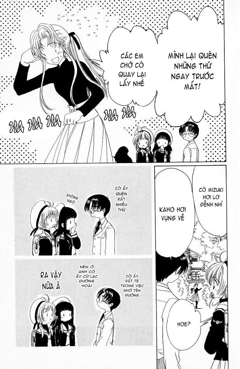 Card Captor Sakura - Thủ Lĩnh Thẻ Bài chap 47