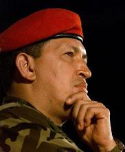 COMANDANTE HUGO CHAVEZ FRIAS