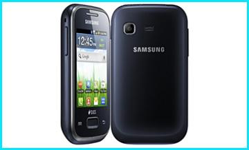 ��� ������ ������� Galaxy Pocket Duos S5302