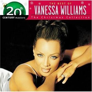 Vanessa Williams Grown Up Christmas List