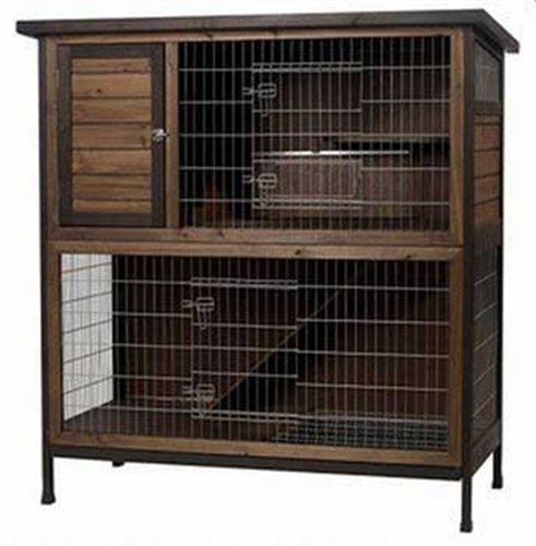 shelly 39 s super spiffy stuff large indoor rabbit hutch. Black Bedroom Furniture Sets. Home Design Ideas