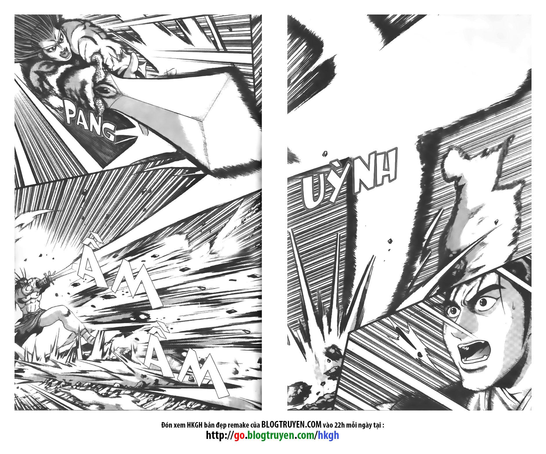 Hiệp Khách Giang Hồ chap 212 page 17 - IZTruyenTranh.com