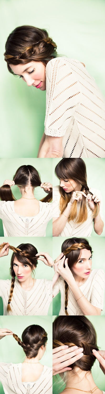 How To Style a Heidi braids Tutorial