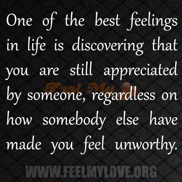 Best Feelings in Life is