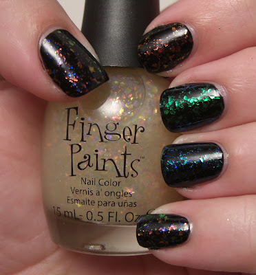 Finger Paints Special Effects Asylum, Flashy, Flecked, Motley, Twisted