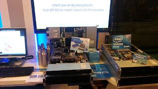 Servidores Intel