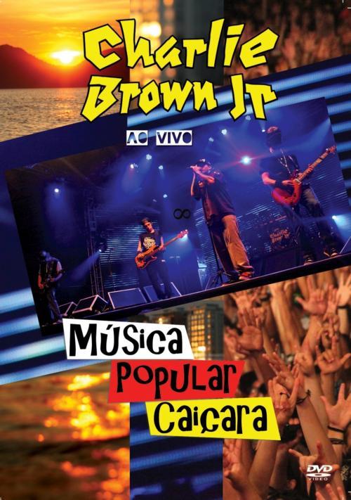 Download Show Charlie Brown Jr.: Música Popular Caiçara