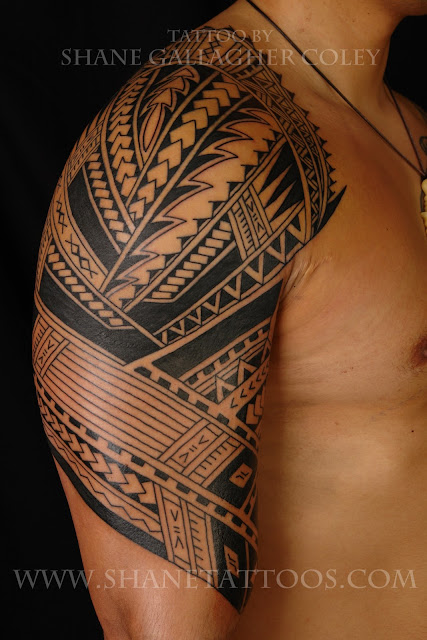 Polynesian Sleeve To be