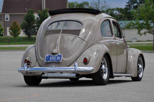 Vw Bug Oval Window on vw beetle engine tin
