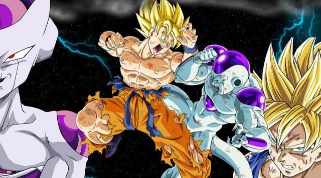 Goku Freeza