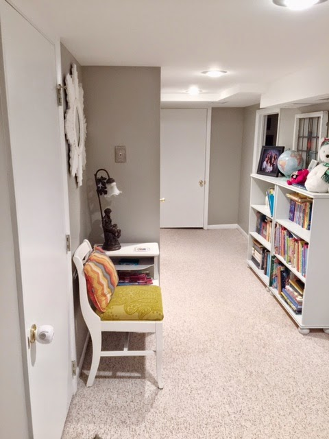 Basement Wall Colors Bye Bye Playroom Home With Keki Interior Design Blog