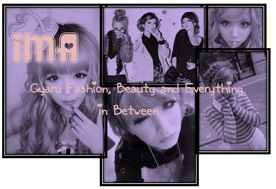 Ima - Gyaru Fashion and Beauty