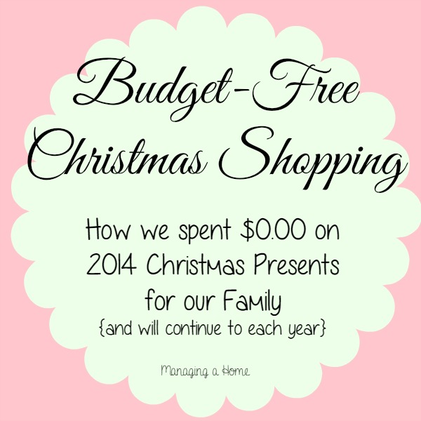 How we used Credit Card points to buy all of our Christmas Presents