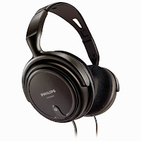 Buy Philips Indoor SHP2000 Headphones Rs.500 only at Amazon.