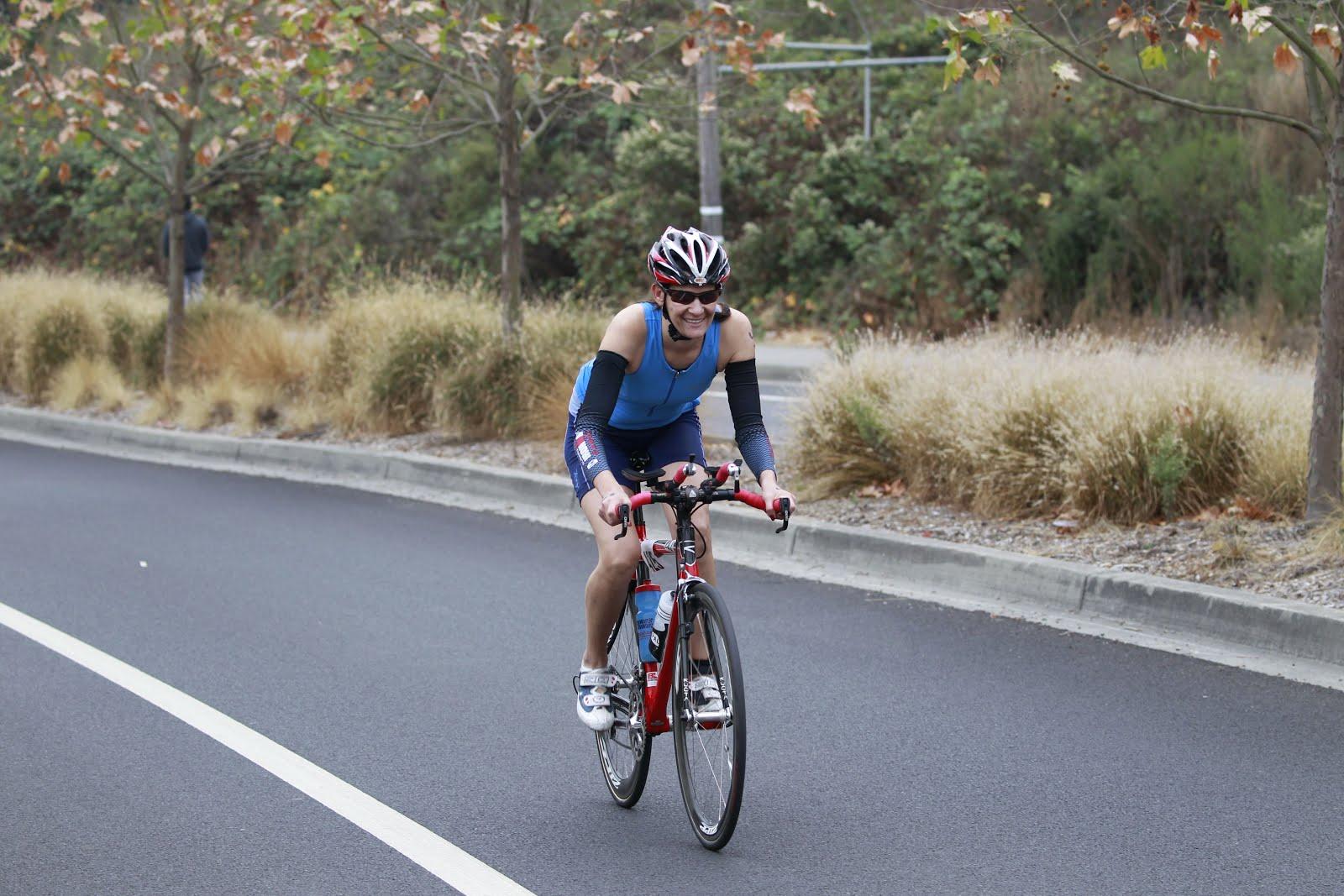 Diary of an amateur triathlete