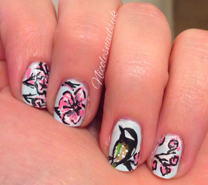 nicole's nails UK barry M