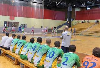 Brasil junior muy cerca de Serbia en el primer amistoso | Mundo Handball