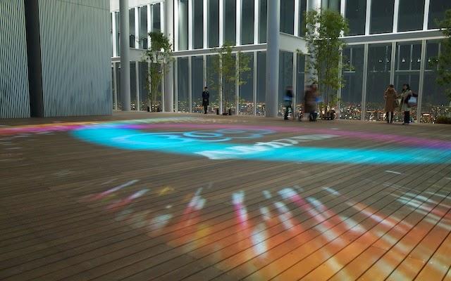 ハルカス300 展望台 天空庭園