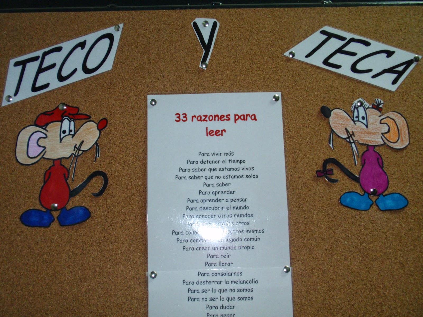 TECO Y TECA