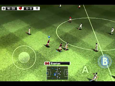 Game PES 2015 Apk Data for Android Smartphone Gratis
