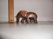 elefante caoba