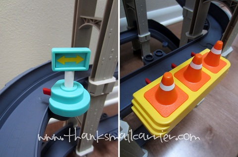 Chuggington train accessories