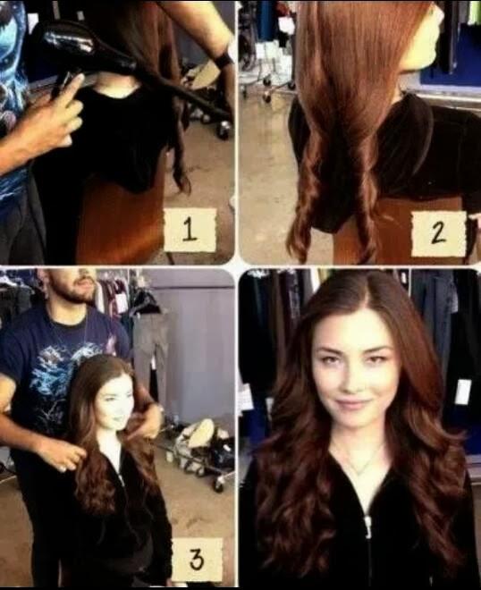 Come arricciare i capelli velocemente | Speedy curly hair