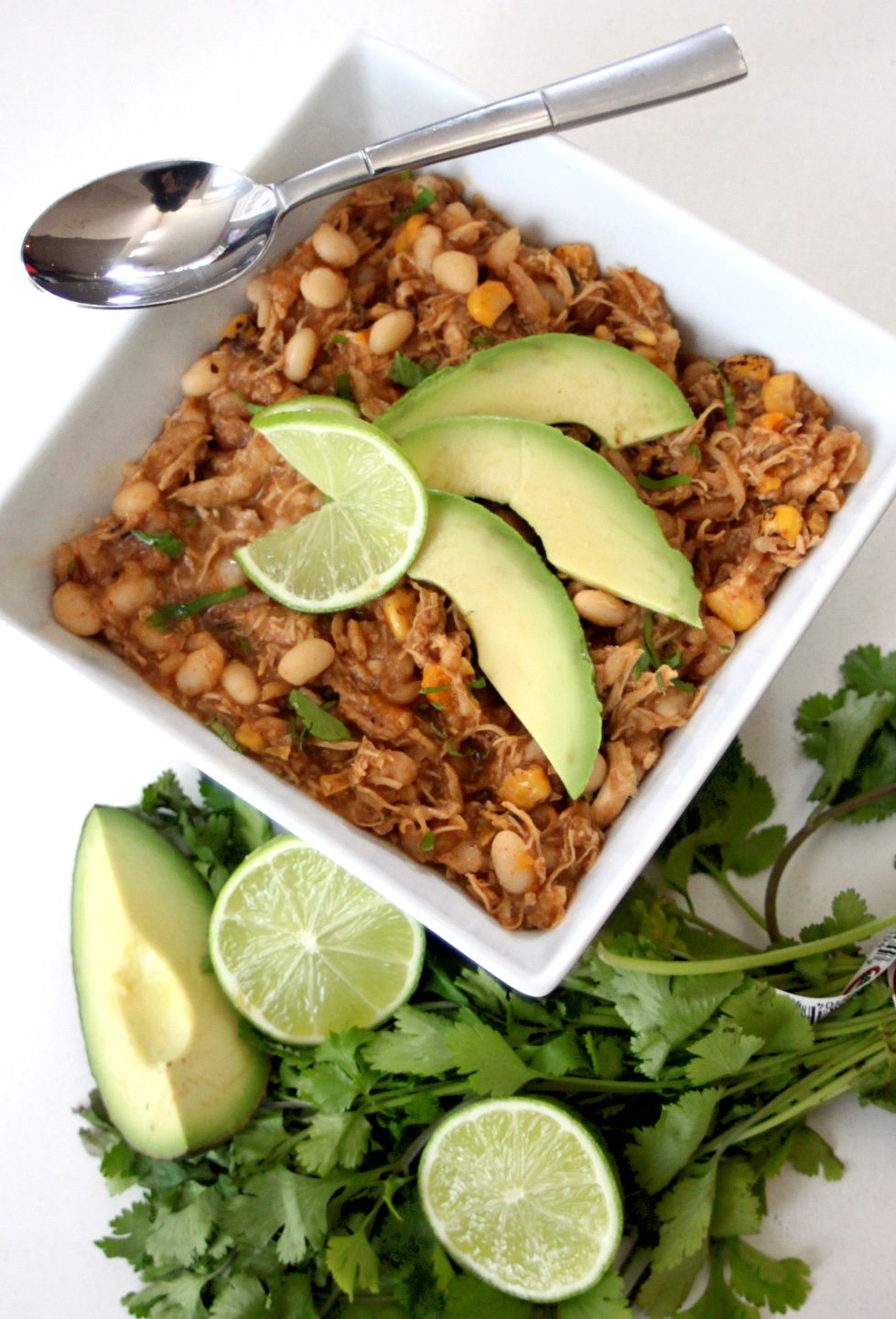 ... Mom: Healthy Game Day Recipes: White Bean and Chipotle Chicken Chili