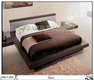 Tempat Tidur Type Minimalis Modern Beat 160 x 200
