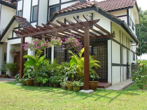 Home Landscape Design on And Home Articles  How To Choose Right Pergola Design   Pergola Design