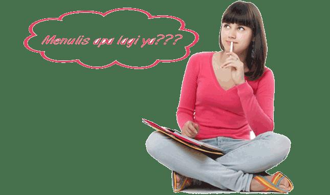Mencari Ide Menulis Di Blog
