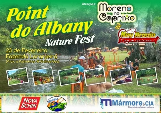 Point do Albany, Nature fest