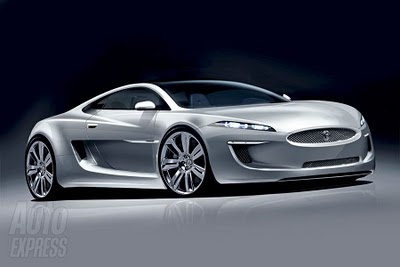 New Jaguar Car