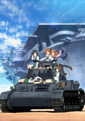Girls und Panzer der Film: 3-pun Chotto de Wakaru!! Girls und Panzer (Dub)