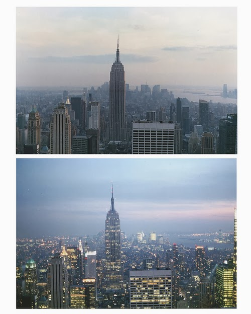 ''The city never sleeps at night''