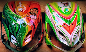 Paket Cat airbrush KS (kepiting seni) Jakarta