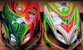 Paket Cat airbrush KS (kepiting seni) Jakarta